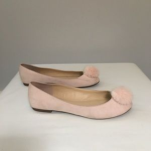 Women/'s Size 8.5M **Charles By Charles David Danni Flats Pink NEW